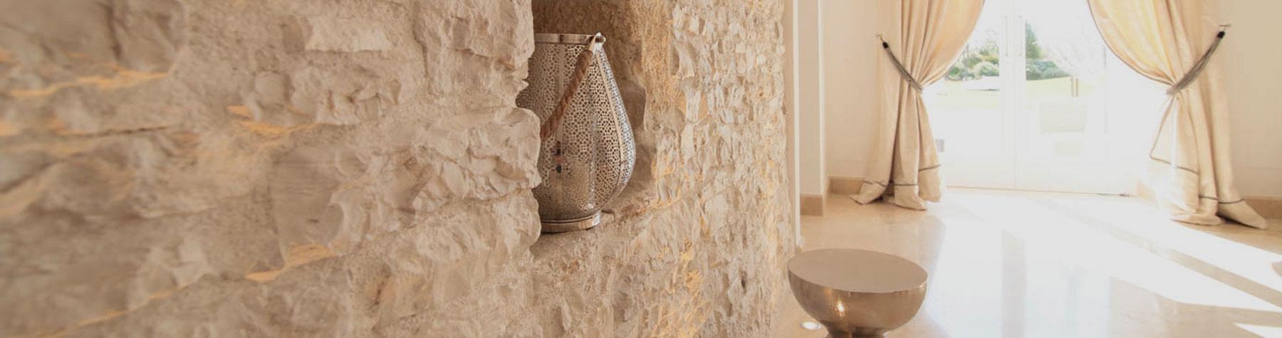 Uno stile tutto pugliese a Palazzo Arnieci