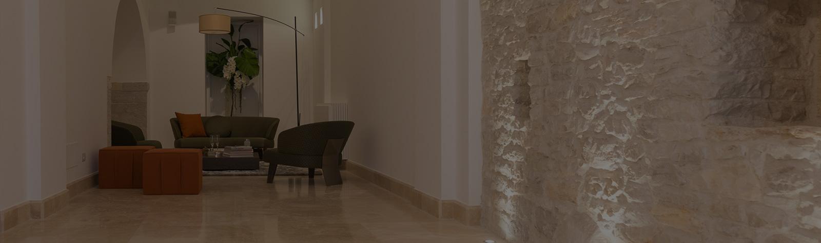 Palazzo Arnieci. L'Architettura.